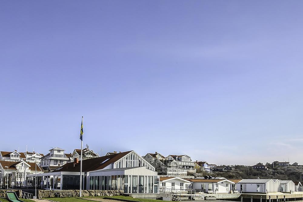 Gullmarsstrand hotel in Westsweden