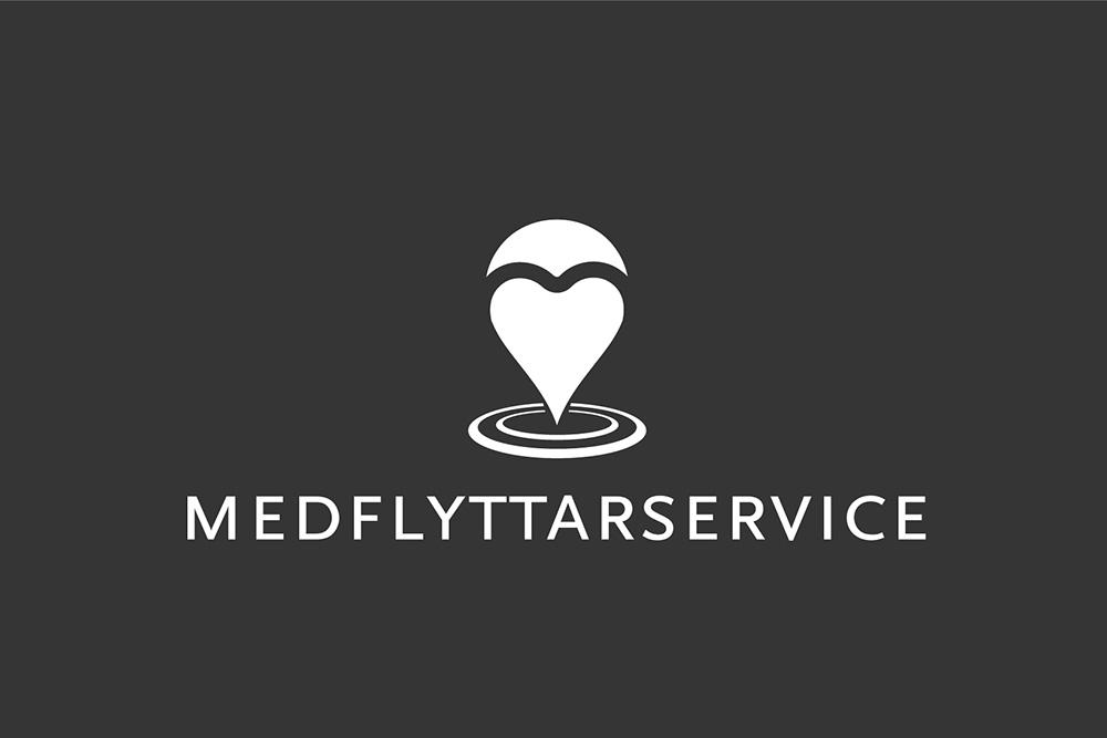 Medflyttarservice Logo